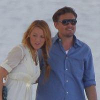 Blake Lively ... elle oublie Leonardo avec Ryan Reynolds