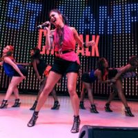 Nicole Scherzinger PHOTOS : Son concert dans l'antre d'Universal à L.A.
