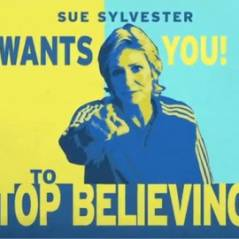 Glee, le concert au cinéma : Sue Sylvester vous interdit d'y aller (VIDEO)