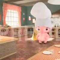 VIDEO - Aldo le Chef Cochon : Le nouveau René la taupe
