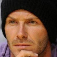 David Beckham : nouveau styliste de choc chez H&M ... l'hiver sera hot