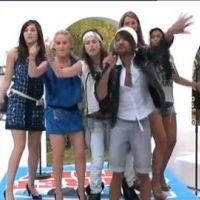 Secret Story 5 : les candidats poussent la chansonnette, il va pleuvoir (VIDEOS)