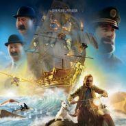 Les aventures de Tintin : L'affiche officielle du film (PHOTO)
