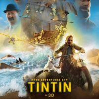 Les aventures de Tintin : L'affiche officielle du film (PHOTO)