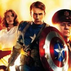 Captain America - First Avenger : Chris Evans fait le grand saut (VIDEO)