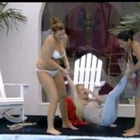 Secret Story 5 : les filles se jettent à l'eau toutes habillées (VIDEO)
