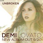 Demi Lovato : découvrez la pochette de son nouvel album