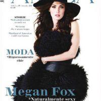 PHOTO - Megan Fox : Naturellement sexy pour Amica