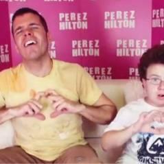 VIDEO - Keenan Cahill reprend Maroon 5 avec une autre star du web ... Perez Hilton