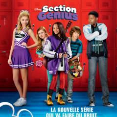 Section Genius sur Disney Channel aujourd'hui : extrait vidéo de la soirée Lycée
