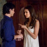 Vampire Diaries saison 3 : Elena va se consoler dans les bras de Damon (SPOILER)