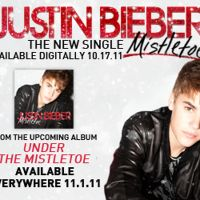 Justin Bieber : deux versions de l'album Mistletoe et making-of du premier clip (VIDEO)