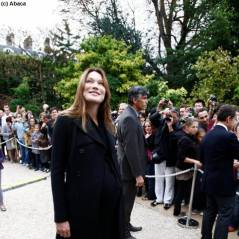 Carla Bruni : accouchement sans fin sur Twitter et dans les médias