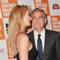 George Clooney : il n'a d'yeux que pour Stacy Keibler (PHOTOS)