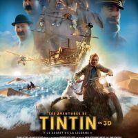 Sorties ciné du jour : Tintin de Spielberg, Les marches du Pouvoir, Poulet aux Prunes et De Force