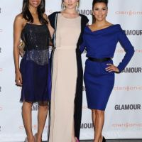 Eva Longoria, Olivia Wilde et Zoe Saldana sont Glamour aux Reel Moments (PHOTOS)