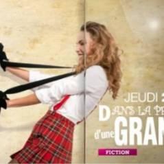 Claire Keim Dans la peau d'une grande sur M6 ce soir : irrésistiblement romantique  (VIDEO)