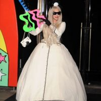 Lady Gaga et le Gaga's Workshop : une inauguration monstre à New York (PHOTOS)