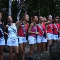 Miss France 2012 version sexy : les footballeuses et pom pom girls exploratrices en action (VIDEOS)