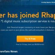 Napster est mort, vive Rhapsody : nouvelle vie pour le site de musique révolutionnaire