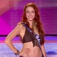 Miss France 2012 : non, Delphine Wespiser n'est pas vraiment rousse