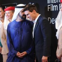 Tom Cruise à l'orientale : Mission (Im)possible à Dubaï (PHOTOS)