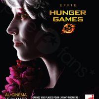 Hunger Games : L'affiche d'EFFIE en exclu sur Purefans