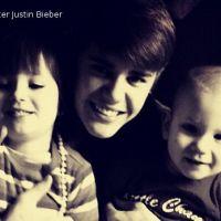 Justin Bieber : un beau petit Noël en famille avec sa soeur et son frère (PHOTO)