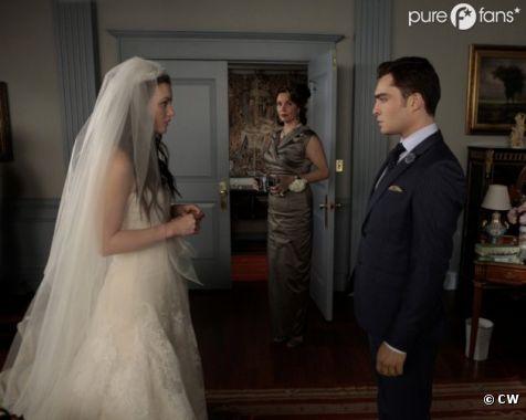 Blair et Chuck dans le centième épisode de Gossip Girl