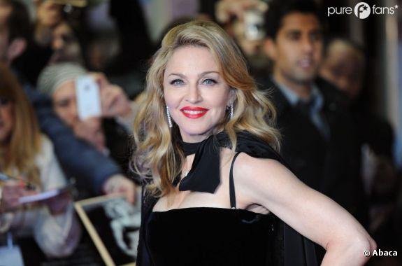 Madonna is back