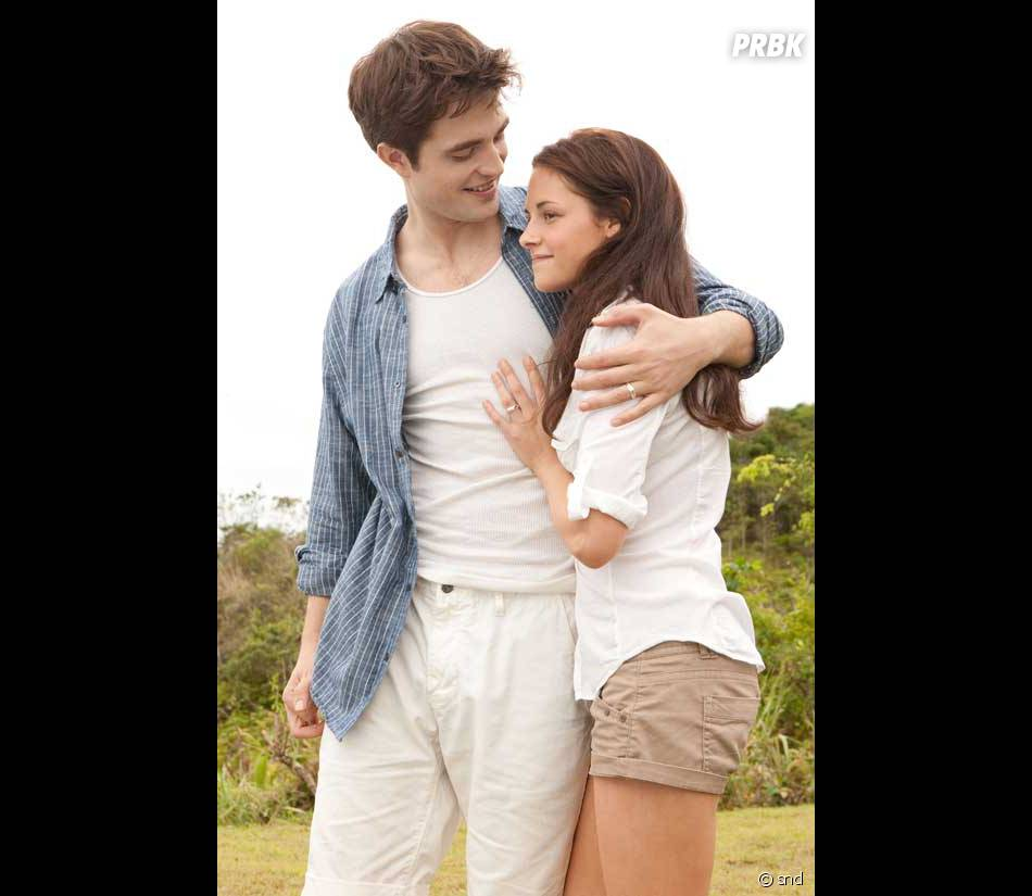 Twilight 4, le couple de stars