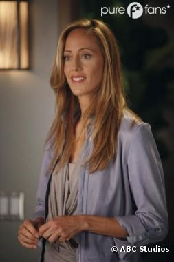 Kim Raver, Teddy, dans Grey's Anatomy