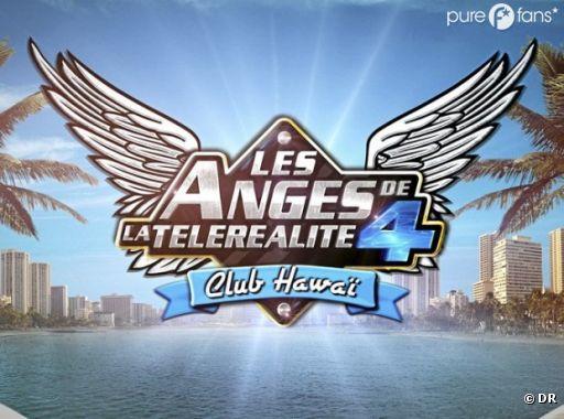 Logo de la saison 4 des Anges de la télé réalité