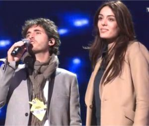 Les stars dans les coulisses des NRJ Music Awards 2012