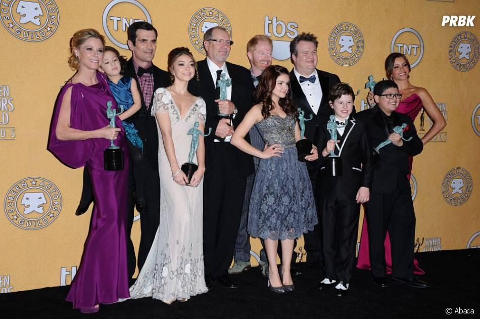 Le casting de Modern Family