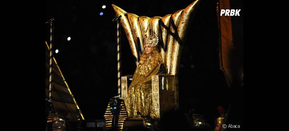 Madonna devient empereur pour le Super Bowl