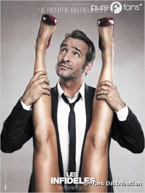Jean Dujardin refuse la polémique