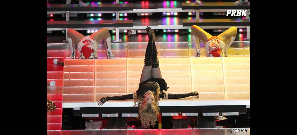 Madonna sens dessus dessous