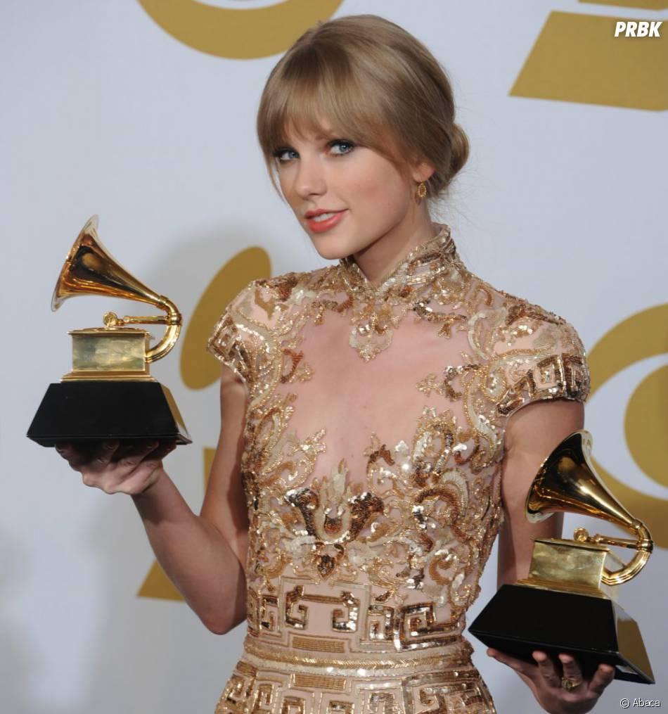 Taylor Swift aux Grammy Awards 2012