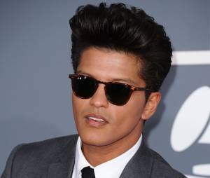Bruno Mars aux Grammy Awards 2012
