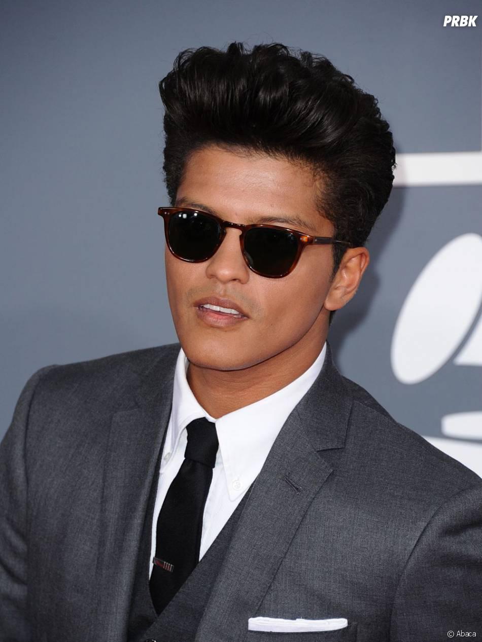 Bruno Mars aux Grammy Awards 2012
