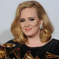 Grammy Awards 2012 : Le palmarès partagé entre Adele et les Foo Fighters (PHOTOS)