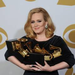 Grammy Awards 2012 : Le palmarès partagé entre Adele et les Foo Fighters (PHOTOS)