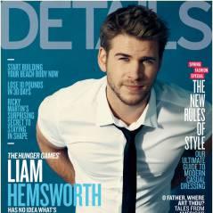 """Liam Hemsworth sexy pour Details, il parle d'Hunger Games : """"Oh put***, la vache !"""""""