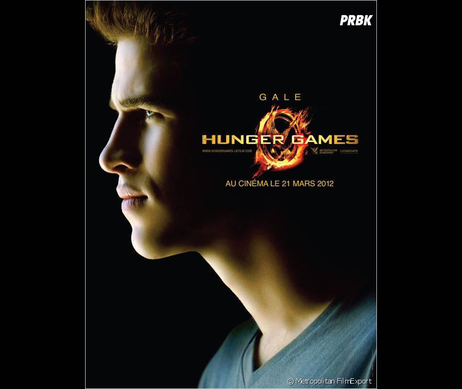 Liam jouera Gale dans Hunger Games