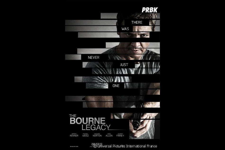 Poster de The Bourne Legacy