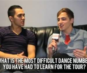 Kendall et Carlos pour Celebuzz