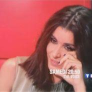The Voice : Jenifer verse sa larme (VIDEO)