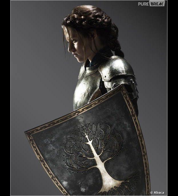 Kristen Stewart, en guerrière dans Blanche Neige et le Chasseur