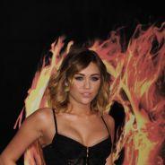 Miley Cyrus sexy et brûlante à l'avant-première d'Hunger Games !